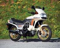 Mô tô đầu tiên trên thế giới được trang bị động cơ Turbocharged - Honda CX500 Turbo