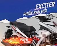 Yamaha Exciter phiên bản mới chuẩn bị ra mắt, gây thất vọng cho anh em