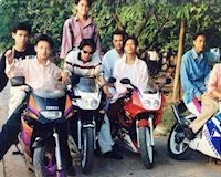 Cách đây 20 năm các biker Việt đã sở hữu toàn xe khủng