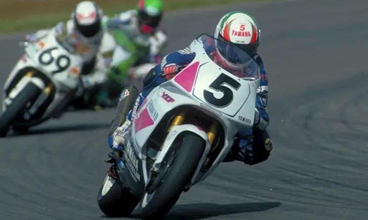 Mô tô đua Yamaha R1 của Fabrizio Pirovano được bán đấu giá để hỗ trợ từ thiện
