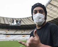 MỚI: Ronaldinho dính Cô-vi; Real tính chơi phũ với Ramos