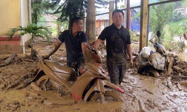 Nước rút anh em Miền Trung lại đối mặt với chuyện sửa xe máy