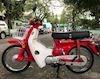 Honda DD70: Hoàng tử đỏ một thời gây sốt của những dân chơi hồi đó