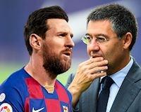 Tương lai Messi biến động sau khi Bartomeu từ chức