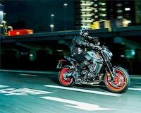 Yamaha MT-09 2021 tăng sức mạnh động cơ thêm công nghệ điện tử