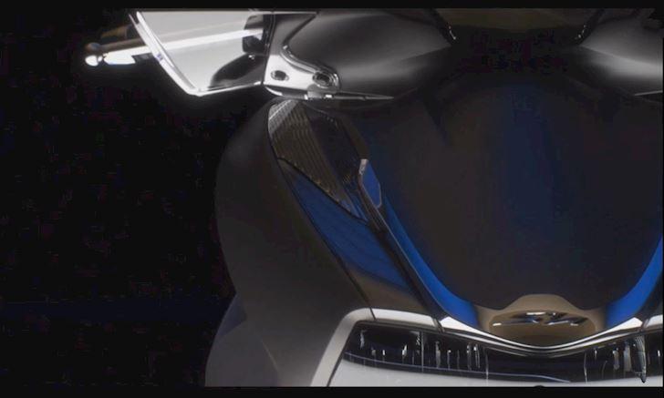 honda sh350i 2021 chuan bi ra mat voi ngoai hinh hoan toan moi 2