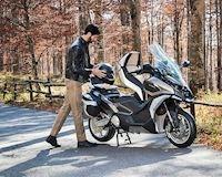 Kymco ra mắt mẫu tay ga ADV mới, thách thức Honda X-ADV
