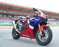 Lỏng 1 con bu-lông, CBR1000RR-R Fireblade bị Honda triệu hồi để khắc phục