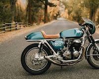 Phiên bản Honda CB750K 1976 độ mang nhiều vẻ đẹp vượt thời gian