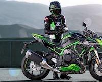 Kawasaki Z H2 SE 2021 nâng cấp hệ thống treo điện tử, đầu xe như Z400