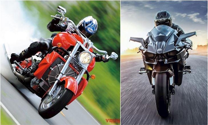 5 mẫu xe mô tô có sức mạnh lớn nhất hiện nay