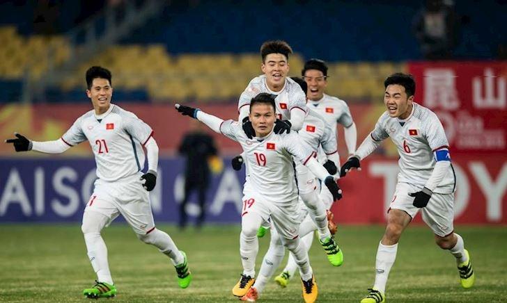 Bảng xếp hạng FIFA: Việt Nam xếp 14 châu Á, cho Thái Lan hít khói