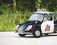 Chiếc xe bồ câu 4 bánh dễ thương nhất mọi thời đại
