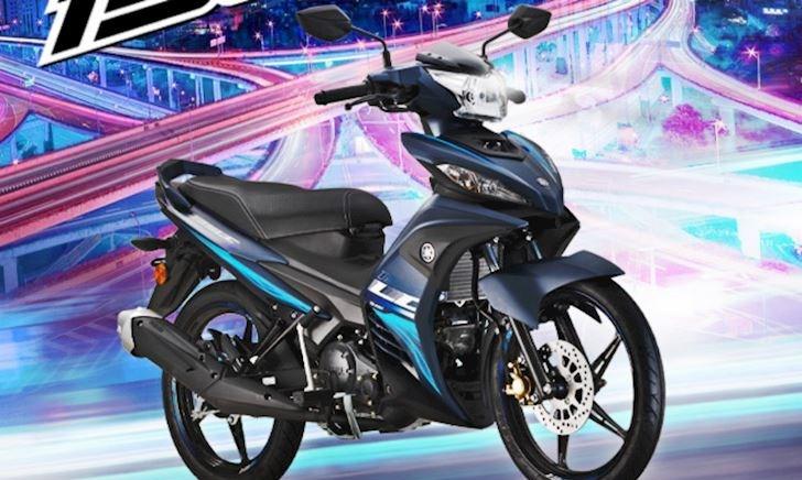 135LC Supersport phiên bản 2021 vẫn tiếp tục được ra mắt tại Malaysia