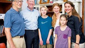 Mách bố cách dạy con thành tỷ phú với 6 bài học 'quý hơn vàng' từ Bill Gates