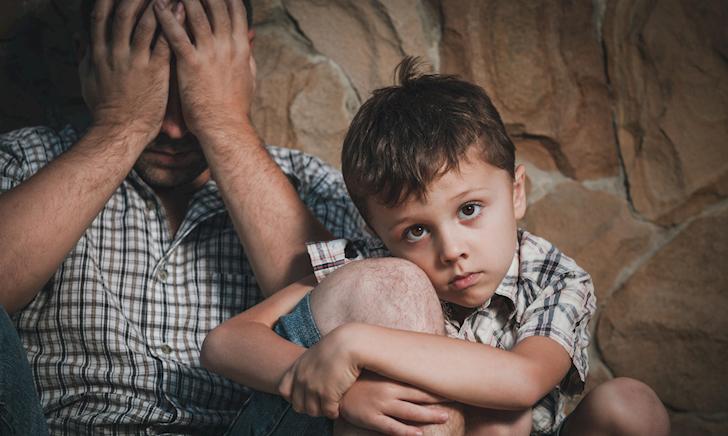 3 đặc điểm của người cha vô trách nhiệm: Vợ tủi thân, con không hạnh phúc