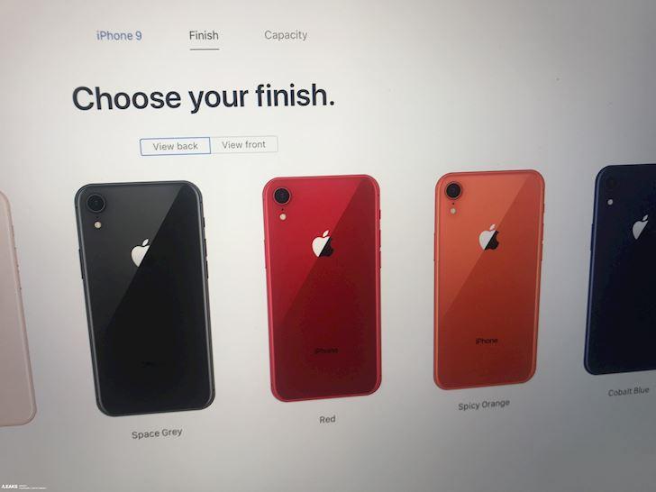 iPhone 9 iPhone SE 2 du kien ra mat giua thang 3 anh 3
