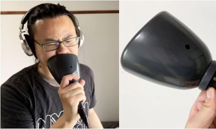 Phát minh thiết bị hát karaoke 'yên lặng': Tha hồ ca khản cổ không lo bị hàng xóm mắng