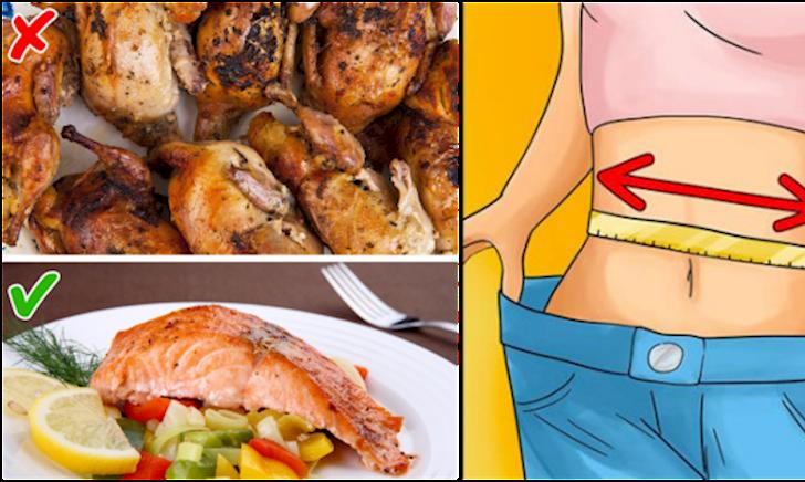 4 mẹo ăn tối giúp đốt mỡ nhanh chóng, không phải kiêng tinh bột hay bỏ bữa mà vẫn tuột kí cái một