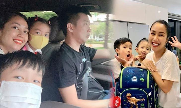 """Ốc Thanh Vân chia sẻ quy tắc nuôi con """"bất di bất dịch"""": Trẻ em cần chúng ta trong mọi lúc"""