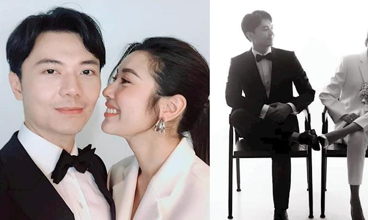 Hé lộ ảnh cưới của Á hậu Thuý Vân và bạn trai doanh nhân: Showbiz Việt lại sắp rộn ràng