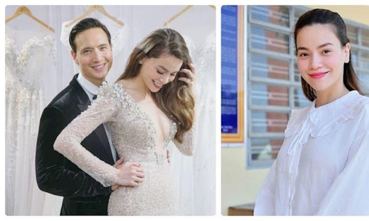 Tin vui showbiz: Hồ Ngọc Hà đang mang thai đôi với Kim Lý sau 3 năm yêu đương mặn nồng