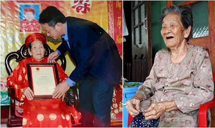 Cụ Con dù tuổi cao nhưng cực kỳ minh mẫn (Ảnh: VietNamNet)