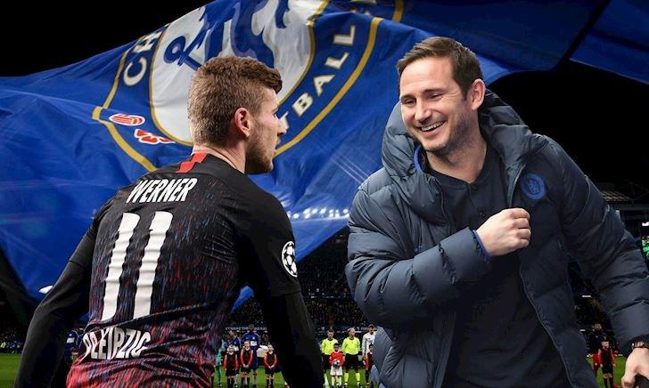 Timo Werner và cơn điên của Chelsea