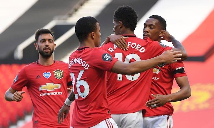 Kết quả bóng đá hôm nay 25/6: MU, Liverpool thắng huỷ diệt
