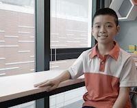 Thần đồng PES 12 tuổi đại diện Việt Nam dự giải lớn