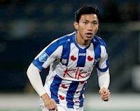 Đoàn Văn Hậu chính thức chia tay Heerenveen, về đá V-League
