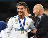Người Pháp lập siêu kế hoạch với Ronaldo và Zidane