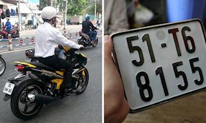 TP.HCM và Hà Nội từ chối cho sinh viên ngoại tỉnh đăng ký biển số xe