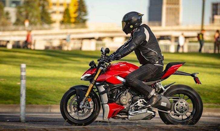 Ducati Streetfighter V4 S đầu tiên về Việt Nam giá 800 triệu, dự kiến ra mắt vào tháng 8