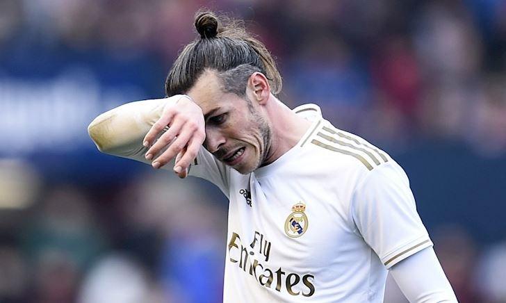 Real Madrid mất hơn 800 triệu cho mỗi phút thi đấu của Gareth Bale