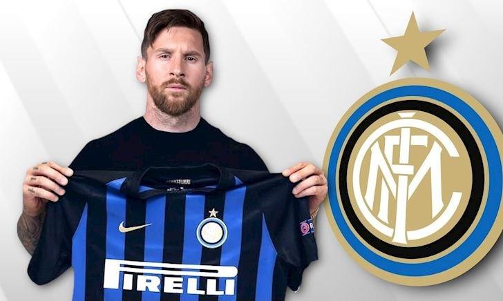 Inter ấp ủ 'siêu dự án 260 triệu euro' vì Lionel Messi