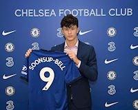Thần đồng 16 tuổi Thái Lan chính thức gia nhập Chelsea