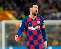 Messi có tỉ lệ ghi bàn khủng khiếp tại Barcelona