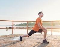 20 phút tập chân tại nhà hiệu quả cho nam giới