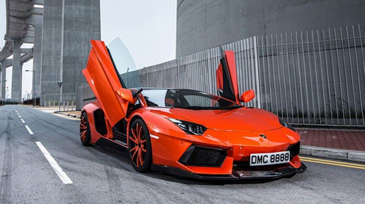 Nhung mau sieu xe nhanh nhat cua Lamborghini 3
