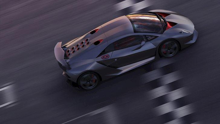 Nhung mau sieu xe nhanh nhat cua Lamborghini 5