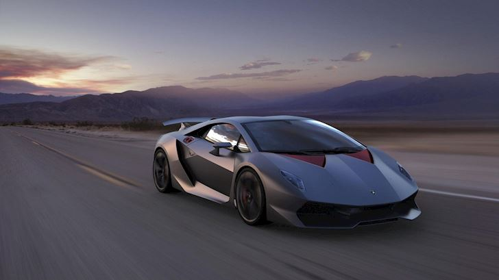 Nhung mau sieu xe nhanh nhat cua Lamborghini 4