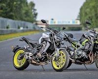 Yamaha MT-09 quyết chiến Kawasaki Z900 - ai hơn ai