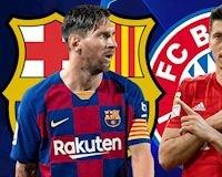 Tructiepbongda, Link xem trực tiếp Barca vs Bayern Munich 2h ngày 15/8