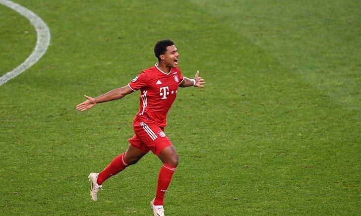 Serge Gnabry - từ thảm cỏ Mỹ Đình đến hào quang Champions League