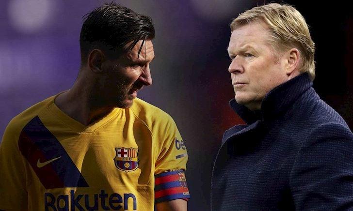 MỚI: Tiền thưởng kỉ lục của PSG; Messi đòi rời Barca vì Koeman