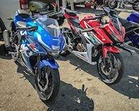 Sportbike 150 cc và ông trùm thực sự