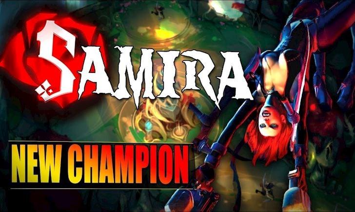 Sau Yone, sẽ là một xạ thủ mang tên Samira