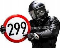 Vì sao phải là 299 km/h - Max speed thật sự của sport bike còn cao hơn nữa