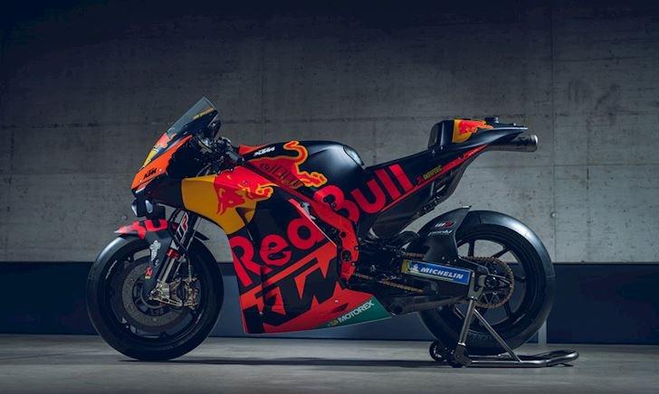 Bất ngờ xe đua MotoGP được rao bán công khai với giá 7,8 tỷ đồng